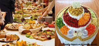 Hidangan Pernikahan