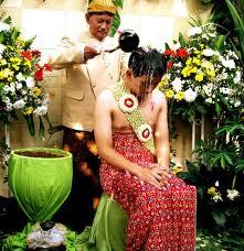 adat pernikahan jawa