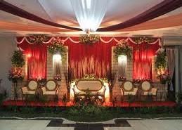 gedung pernikahan