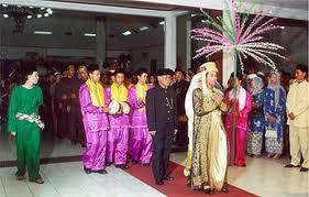pernikahan betawi